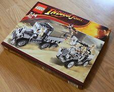 LEGO 7622 INDIANA JONES Le transport du trésor Neuf