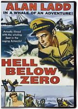 Hell Below Zero 1954 DVD - Alan Ladd, Joan Tetzel, Stanley Baker