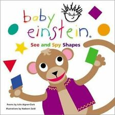Baby Einstein: See and Spy Shapes by Julie Aigner-Clark, Good Book