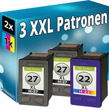 HP 2x27+22 OfficeJet 4110 4200 4212 4215v 4215xi 4252 4255 5605 5610xi 6110xi