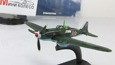 Airplane IL-2 KSS - No. 3 - 1/144 - DeAgostini Russian Edition