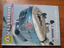 $$ Revue Aviation International Magazine N°796 Dauphin 2  Cessna 425 Corsair