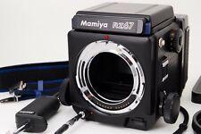 【Exc+++++】Mamiya RZ67 RZ 67 Pro Body w/Winder II 120 Film Back From Japan