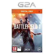 Battlefield One 1 Key [PC Game] EA ORIGIN Digital Download Code BF1 [UK] [EU]