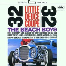 The Beach Boys - Little Deuce Coupe/all Summer L NEW CD