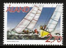 ALAND MNH 1999 SG154 SAILING