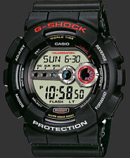 Casio GD-100-1AER G SHOCK Black Watch inc Presentation Tin Box Sameday Dispatch