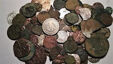 (8) 1130-1870 TREASURE TIME SILVER, BILLON, COPPER .  NEW LOTS MORE SILVER COINS