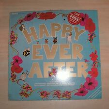 JON PERTWEE , PENELOPE KEITH etc - Happy Ever After (Vinyl Album)