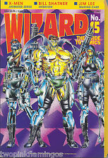 Wizard: The Guide to Comics November 1992