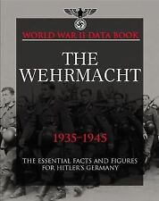 THE WEHRMACHT 1935 - 1945 THE ESSENTIAL FACTS AND FIGURES FOR HITLER'S GERMANY