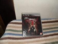 The Darkness II  (Sony Playstation 3). Brand new, factory sealed. US Seller