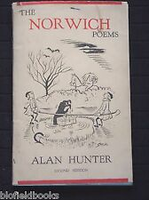 The Norwich Poems by Alan Hunter (George Gently Author) 1946 (Second Edition)