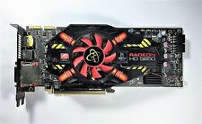 XFX Radeon HD 5850 DirectX 11 (HD-585X-ZNFC) 1GB DDR5 Video Card HD w/ Eyefinity