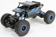 RC 1/18 MICRO ROCK CRAWLER RC Truck 4x4 CRAWLER 2.4ghz BLUE *RTR* *Assembled*