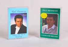 Paul Hennessy 2 NEW Cassettes, Autographed Signed, Song for Ireland, Follow Me