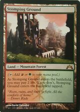 STOMPING GROUND Gatecrash GTC Magic MTG MINT CARD