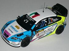 FORD FOCUS WRC SIGNOR RALLY SALENTO  2016  DECALS 1/43