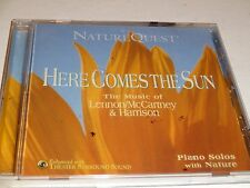 CD NatureQuest: The Music of the Beatles: Here Comes the Sun (1997 North Sound)
