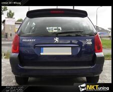 Peugeot 307SW - Rear boot spoiler [Estate] (1590)