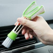 2 in 1 Portable DIY Cleaning Brush For Supplies Auto Vent Keyboard Air Condition