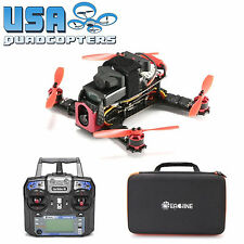 Eachine Racer 130mm Naze32 FPV Racing Drone with i6 Transmitter and Case RTF USA