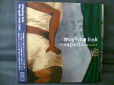 """""""THE SPELL WAS CAST"""" Missing Link PRODUCED IN JAPAN"""