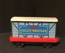 Thomas The Train Take Along FAULTY WHISTLES MOVIE CAR Diecast Works Great 2003
