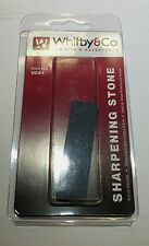 WHITBY SHARPENING STONE SILICON CARBIDE FOR SMALL POCKET/LOCK KNIVES