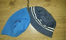 NEXT Boys summer hat x2  new with tags 3-6 yrs  sun hat/beach FREE P&P