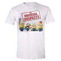 Unusual Suspects Minions Ich Einfach Unverbesserlich 2 Despicable Me T-Shirt