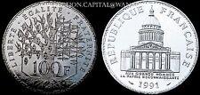 100 Francs Panthéon  1991 Dauphin  5011 exemplaires  cote FDC 280€