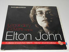 Daily Express Music CD - Legendary Covers sung by Elton John - Volume 1