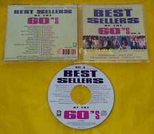 BEST SELLERS OF THE 60'S VOL. 6 - Disky Dc 866452 - 1996 - Various Artists