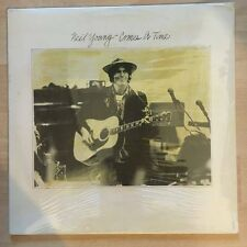 "NEIL YOUNG ""COMES A TIME"" RARE LP MADE IN ITALY - SEALED"