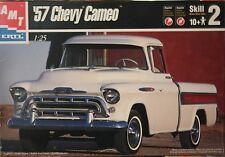 AMT '57 Chevy Cameo PIckup 1:25 Model Kit