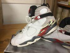 Nike Air Jordan 8 VIII Retro 2003 Bugs Bunny Sz 11.5 Free Ship (305381 101 Max 1