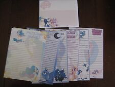 My Little Pony HALF STATIONARY set Celestia Luna Cadence Twilight Shining Armor