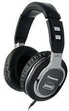 Panasonic RP-HTF600-S Headband Headphones - Black