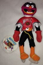 *McDonalds 1995 Muppets Animal NHL Hockey Player Plush Doll Original Tags