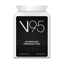 V95 MAXIMUM SEX ENDURANCE PILLS LAST LONGER HAVE ENERGY AND STAMINA SEXY