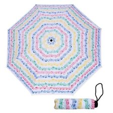 NEW! SHEET MUSIC COLOURED NOTES Vienna World Mini Compact UMBRELLA Musician Gift