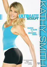 Kathy Smith: Ultimate Sculpt Get Sleek & Slim in Record Time! 201 Ex-library