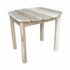 International Concepts T-519 Adirondack Side Table