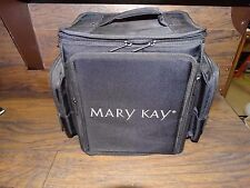 17372 MARY KAY Consultant Organizer Case ~ Removeable Trays  Luggage Bag Carrier
