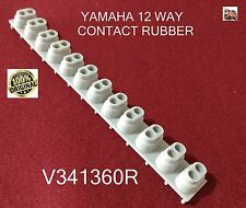V341360R Rubber contact 12 KEY for Yamaha Original Tyros DGX 530 520 505 305 UK