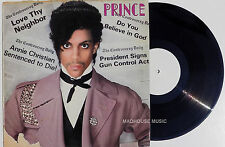 PRINCE LP Controversy WHITE LABEL UK PROMO rare! PROOF Sleeve ONLY know copy!