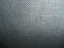 SMOKEY GREY  HEAVY LINEN SOLID DRAPERY OR UPHOLSTERY FABRIC