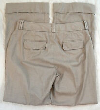 Banana Republic Jackson Fit Stretch Light Brown Pants Size 6 (X19#1748)