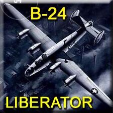 Aircraft Book USA B-24 Liberator Bomber Consolidated 54 WW2 Germany Hitler War